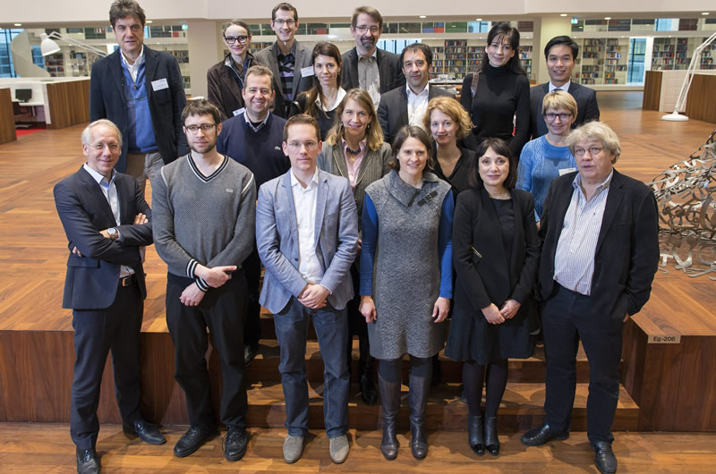 upgx first consortium meeting