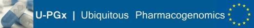 Ubiquitous Pharmacogenomics (U-PGx)
